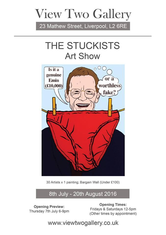 stuckists view 2 2016
