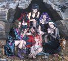 Lamentation at the Cave